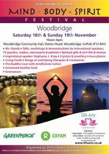 Woodbridge Nov 2017 Poster